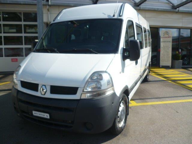 Renault Master AHK 16 Plätzer