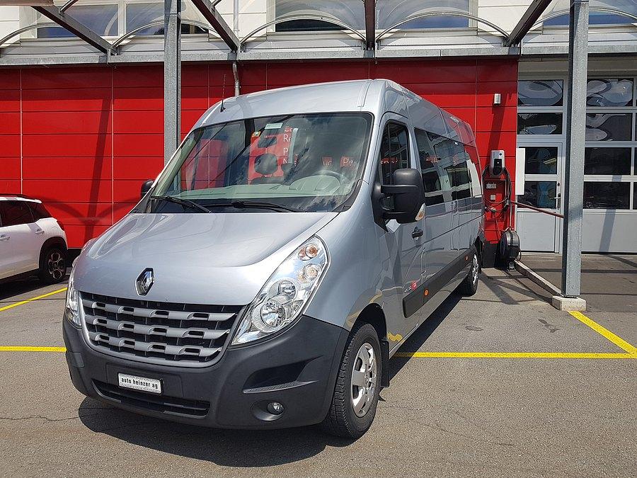 NEW Renault Master AHK 15 Plätzer
